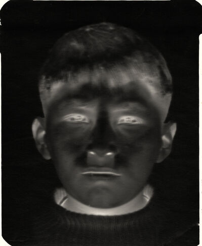 Milagros de la Torre, 'Under the black sun (Boy #6) ', 1991-1993
