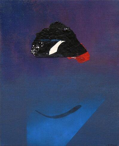 Giuseppe Santomaso, 'Oriente', 1989