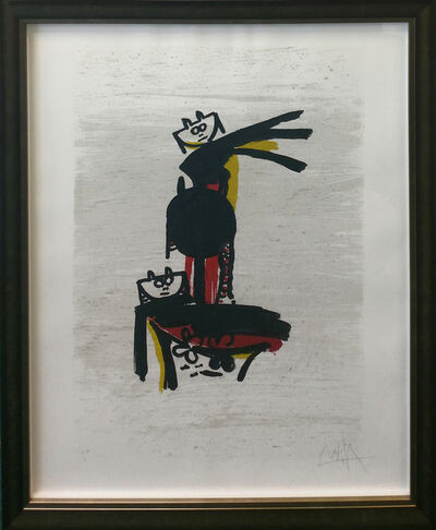 Wifredo Lam, 'ORSA MAGGIORE # 7504', 1975