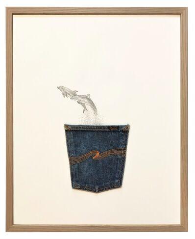 Peter Holst Henckel, 'Pocketables (Dolphins)', 2018