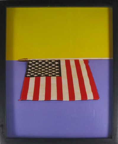 Neil Winokur, 'Flag', 1988