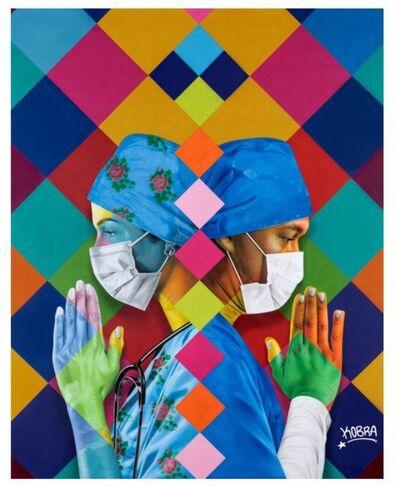Eduardo Kobra, 'Enfermeiros', 2021