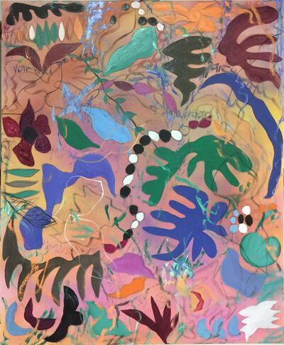 Ethel Gittlin, 'Fantasy Walk', 2015