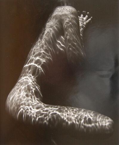 Brett Weston, 'Underwater Nude', 1980