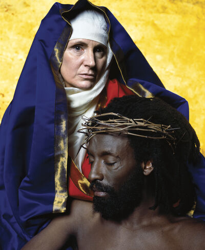 Andres Serrano, 'The Other Christ (The Interpretation of Dreams)', 2001