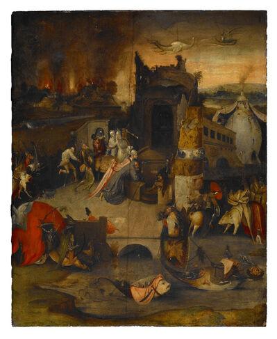 Hieronymus Bosch, 'Temptation of St. Anthony', 1575-1600