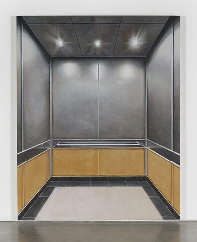 Allison Katz, 'Elevator I', 2020