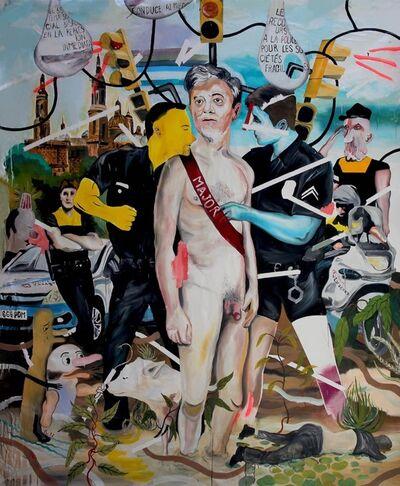 Yann Leto, 'Les sociétés fragiles', 2017