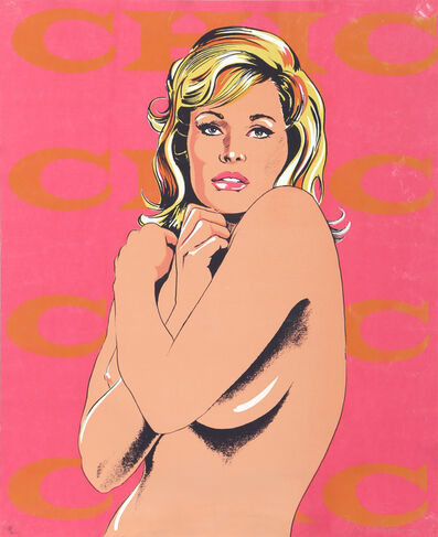 Mel Ramos, 'Chic from 11 Pop Artists', 1965