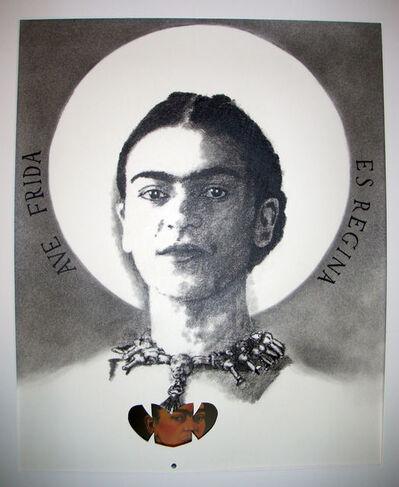 F. Lennox Campello, 'AVE FRIDA ES REGINA', 2012