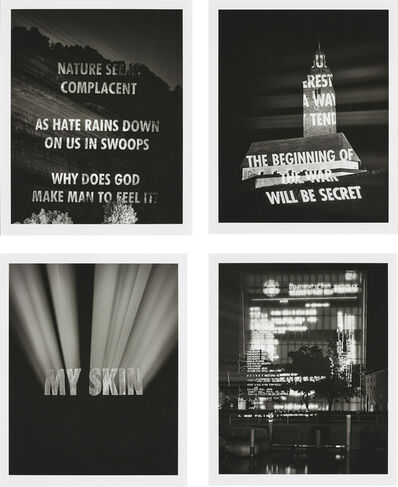 Jenny Holzer, 'Truth Before Power', 2004