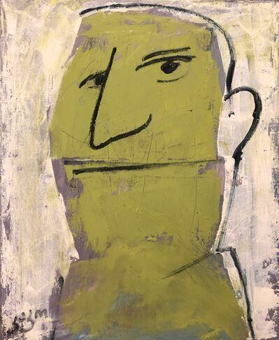 Kako Topouria, 'Portrait', 2018