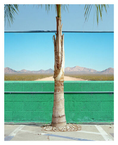 George Byrne, 'Desert Pit Stop #2',  2019
