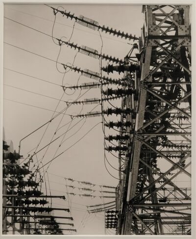 Ralph Steiner, 'Powerlines', 1930