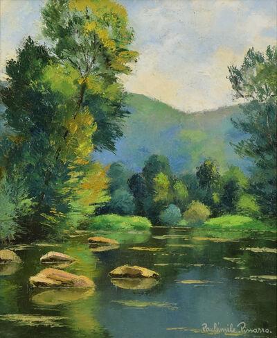Paul-Emile Pissarro, 'Les Pierres dans l'Orne', 20th century