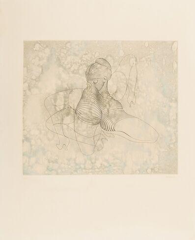 Hans Bellmer, 'La Cephalopode Double (Doubleff 61)', 1965
