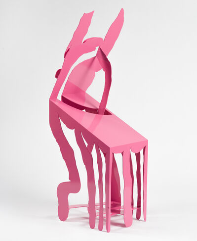 "Serban Ionescu, 'Unique ""Peter Sellers"" sculptural chair', 2018"