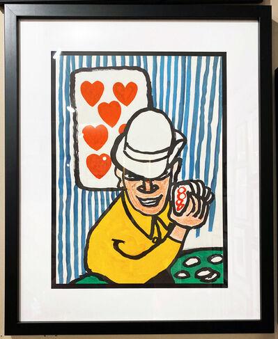 Alexander Calder, 'Plate 4 (Derriere le Miroir # 212)', 1975
