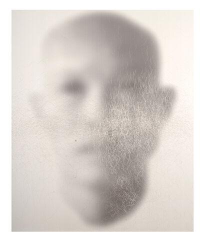 Lin Tianmiao, 'Focus 5#', 2003