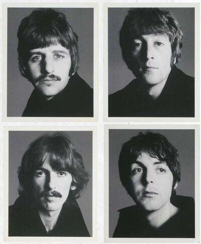 Richard Avedon, 'The Beatles Collection', 1967