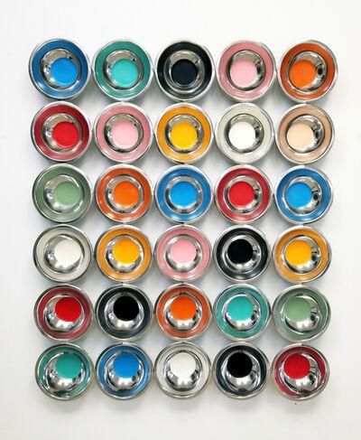 Rafael Rangel, 'Dot Bowls #120', 2019