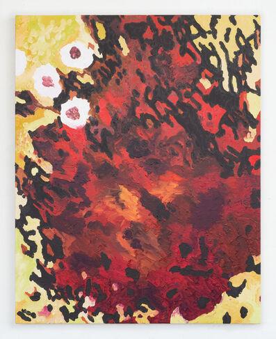 Rob Ventura, 'Euonymus Elatus (Burning Bush I)', 2017