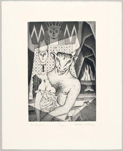 Christian Schad, 'Im Dogma', 1966