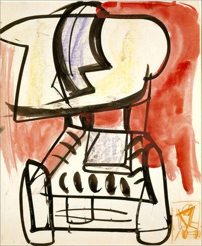 Hans Hofmann, 'Untitled', ca. 1947