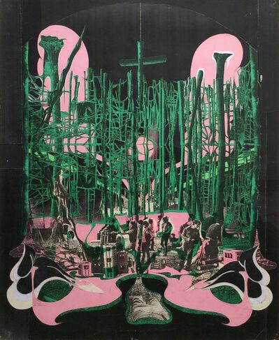 Gwenaël Rattke, 'Wald', 2008