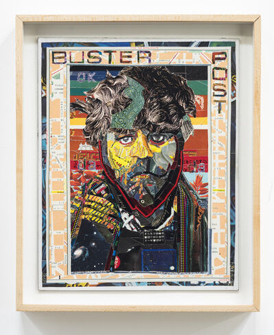 C.K. Wilde, 'Portrait of Buster Cleveland', 2013