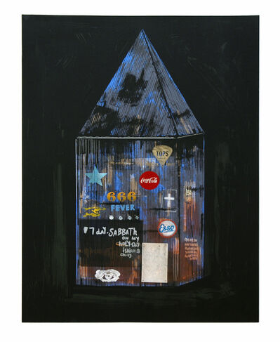 William Christenberry, 'Dream Building Variation, March 20, 2007', 2007