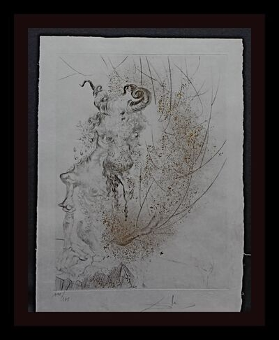 Salvador Dalí, 'Faust Tete de Veau', 1969