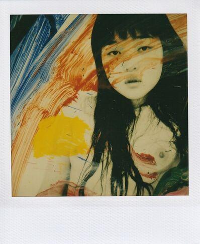 Nobuyoshi Araki, 'Polaroid from Overpainted Work', 2006