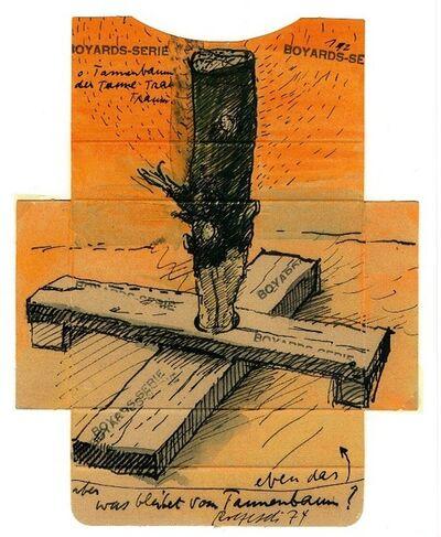 Rolf Iseli, 'Sans titre', 1974