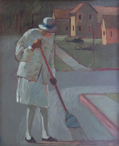 Kathleen Peterson, 'Sweeper', 2000