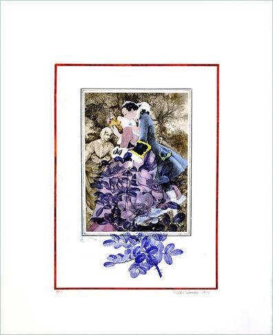 Mildred Howard, 'Incontro con Casanova: il potere dell'Altro XXII', 2018