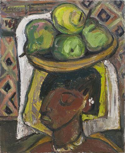 Irma Stern, ''Fruit seller''