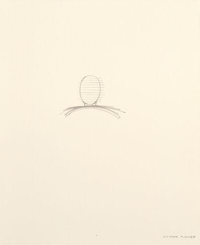 Bethan Huws, 'Human Figure', 2008