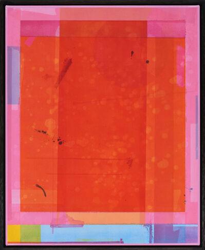 Maximilian Daniels, 'Red Noon', 2018