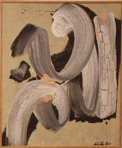 Hamed Abdalla, 'Motamazzoq, Torn', 1970