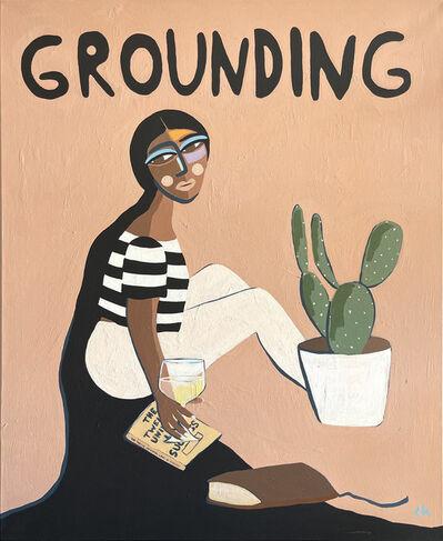 Cortney Herron, 'Grounding', 2021