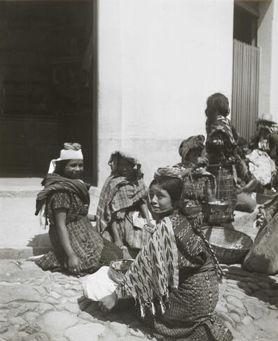 Pierre Verger, 'Women of Tonicopan, Guatemala', ca. 1939