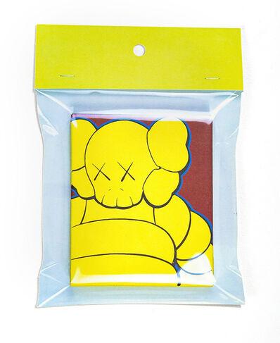 KAWS, 'BAPE GALLERY «KAWS EXHIBITION_ ORIGINAL FAKE» SHOW CARD', 2003