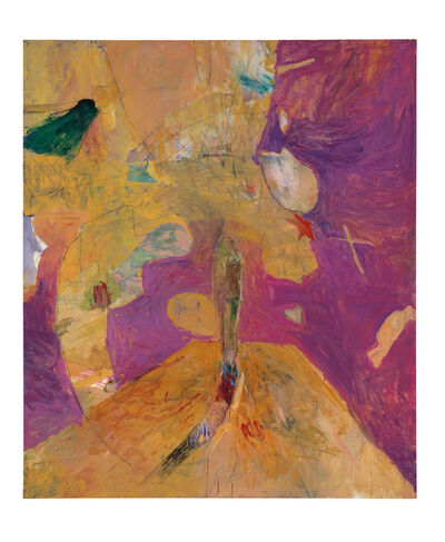 Nathan Joseph Roderick Oliveira, 'Nude in Environment I', 1962