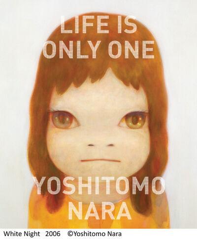 Yoshitomo Nara, 'White Night', 2006