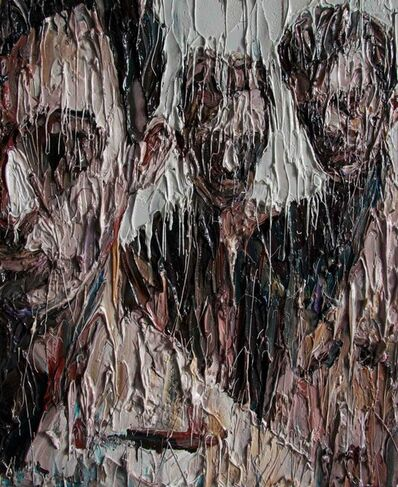 Carl Melegari, 'Una Folla'
