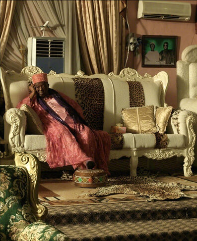 George Osodi, 'HIM Oba Okunade Sijuwade, The Ooni of Ife', 2012