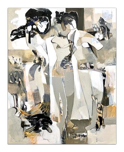 Hessam Abrishami, 'White Tulip', 2019