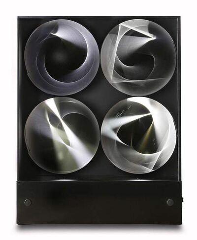 Julio Le Parc, 'Continuel lumière à cylindres'