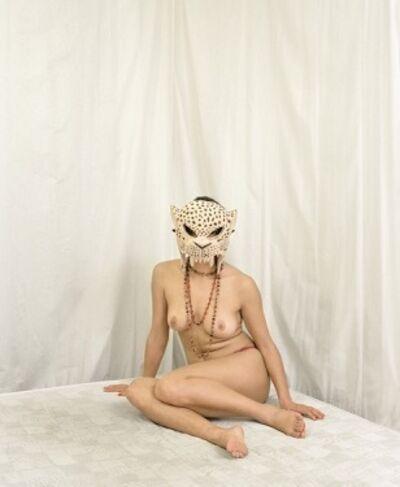 Yann Gross, 'Tupichua, la femme jaguar', 2015